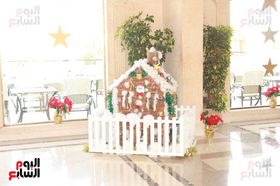 استعدادات الفنادق لاحتفالات اعياد الميلاد