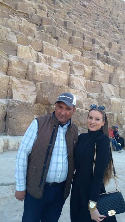 ملكة جمال اليونان والمصريين