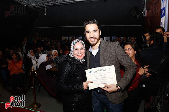 اليوم السابع  تحصد 3 جوائز بمسابقة شعبة المصورين بنقابة الصحفيين (14)