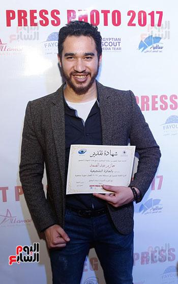 اليوم السابع  تحصد 3 جوائز بمسابقة شعبة المصورين بنقابة الصحفيين (16)