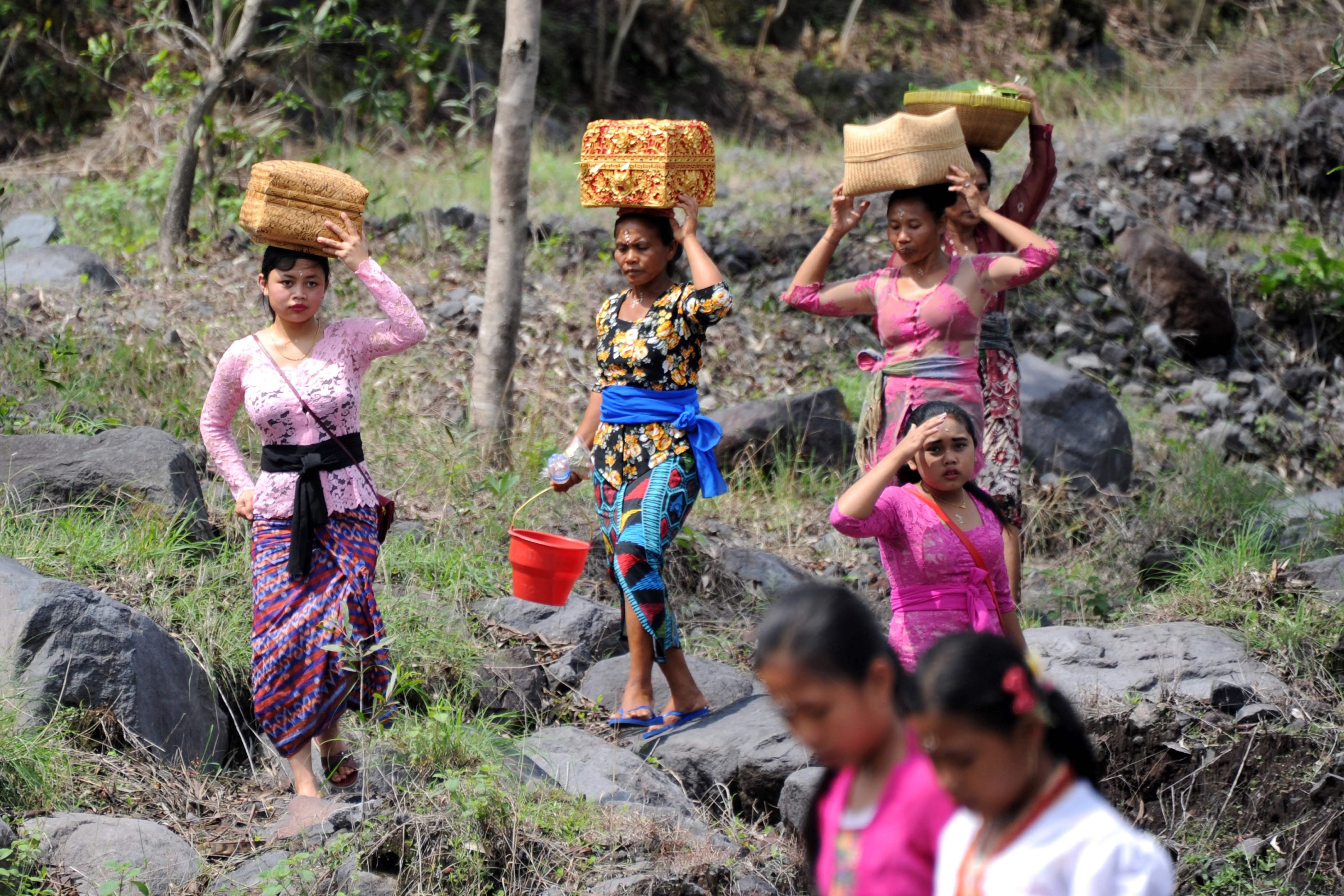 الهندوس فى إندونيسيا