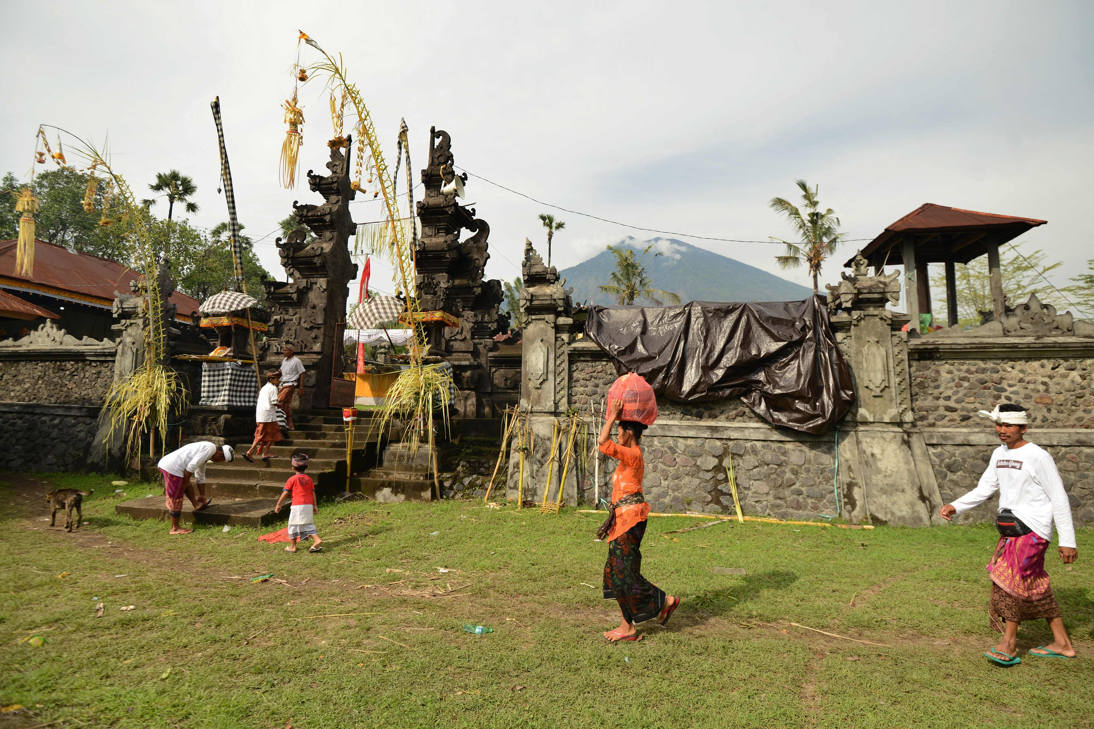 قبائل الهندوس فى إندونيسيا