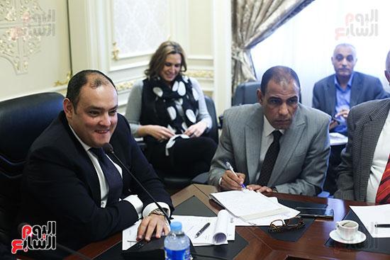 صور لجنة الصناعة  بمجلس النواب (2)