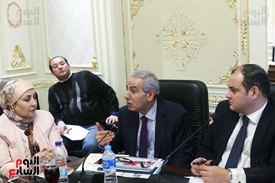 صور لجنة الصناعة  بمجلس النواب (8)