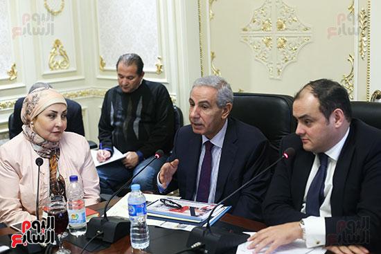 صور لجنة الصناعة  بمجلس النواب (4)