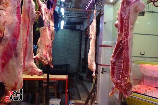صور انخفاض أسعار اللحوم فى المحافظات (7)