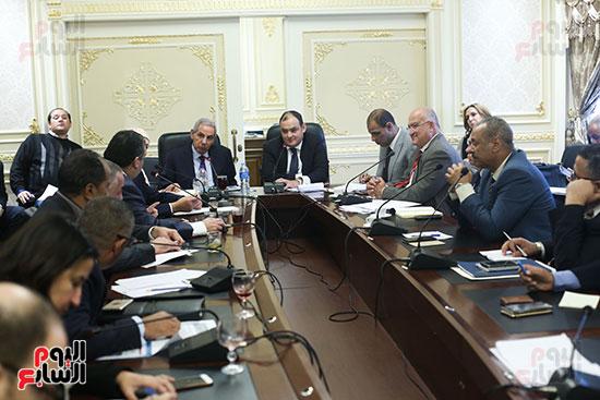 صور لجنة الصناعة  بمجلس النواب (1)
