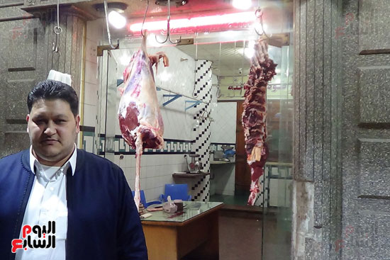 صور انخفاض أسعار اللحوم فى المحافظات (5)