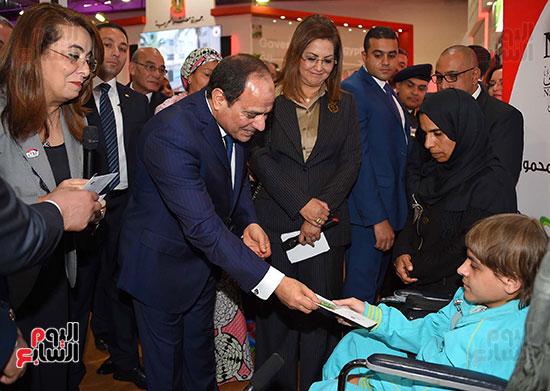 صور الرئيس عبد الفتاح السيسى (5)