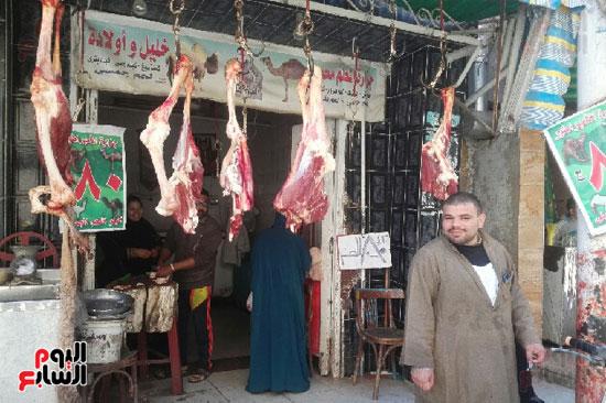 صور انخفاض أسعار اللحوم فى المحافظات (13)