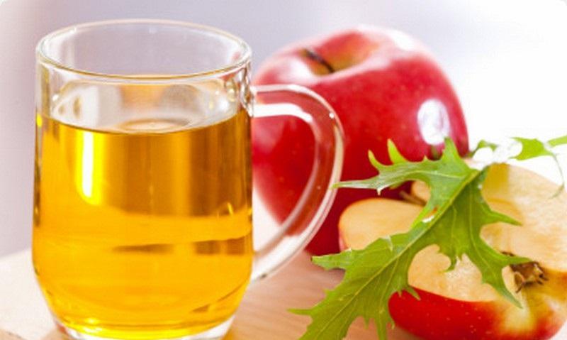 وصفات طبيعية بخل التفاح