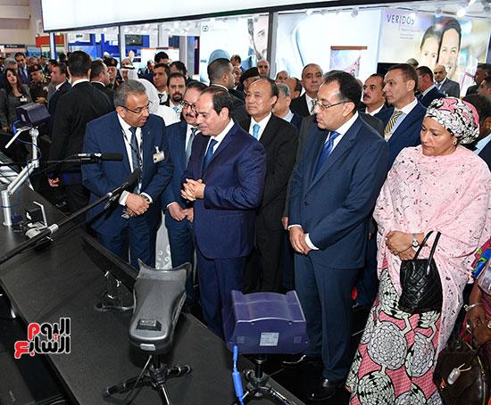 صور الرئيس عبد الفتاح السيسى (3)