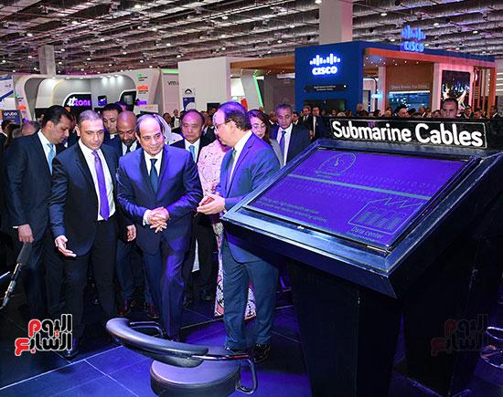 صور الرئيس عبد الفتاح السيسى (2)