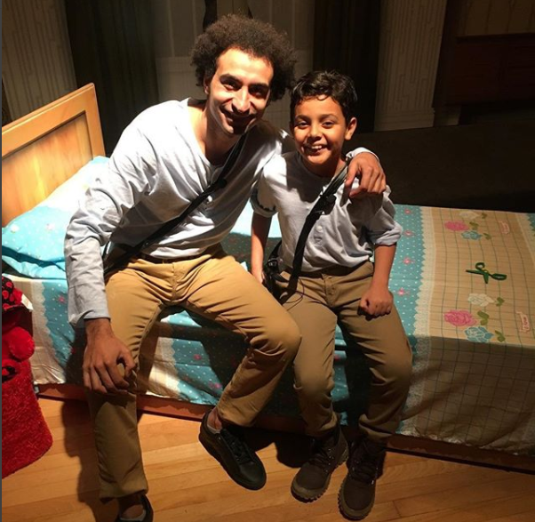 أحمد السيسى وعلى ربيع فى مسرح مصر