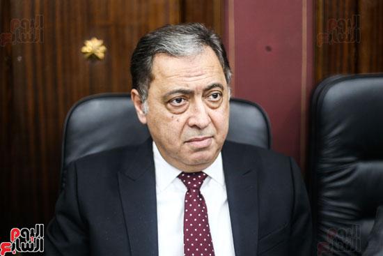 صور لجنة الصحة بمجلس النواب (9)