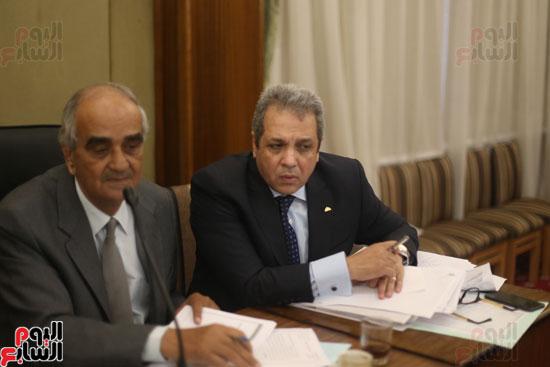 صور اللجنة التشريعية بمجلس النواب (6)