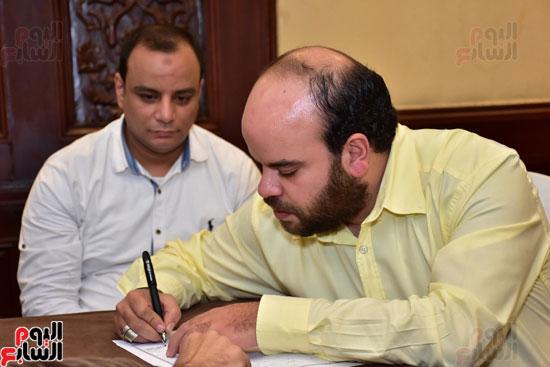 عقد قران محمد عبد الرحمن (15)