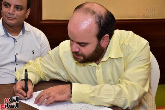 عقد قران محمد عبد الرحمن (20)