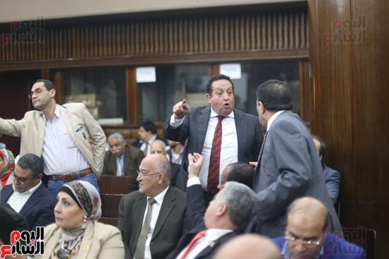 صور لجنة الصحة بمجلس النواب (4)
