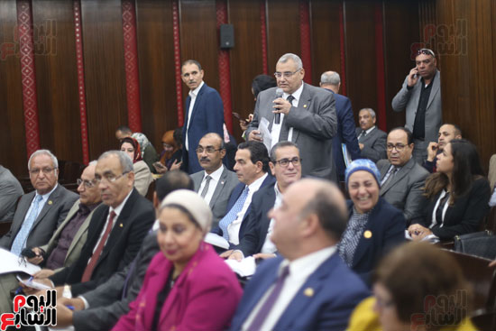 صور لجنة الصحة بمجلس النواب (5)