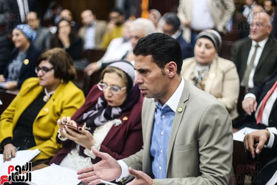 صور لجنة الصحة بمجلس النواب (3)