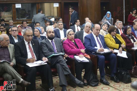 صور لجنة الصحة بمجلس النواب (18)
