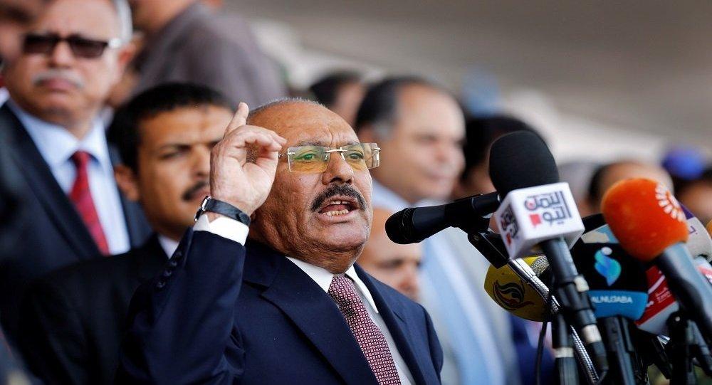 على عبدالله صالح
