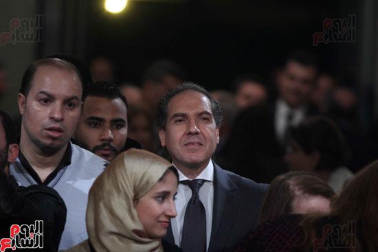 صور حفل توقيع كتاب لمحمد سلماوى (35)