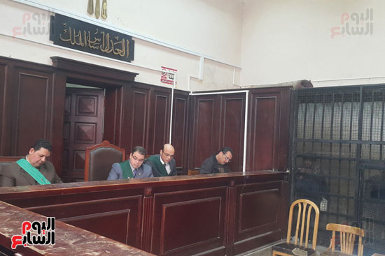 هيئة المحكمة