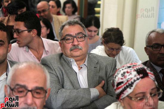 صور حفل توقيع كتاب لمحمد سلماوى (5)