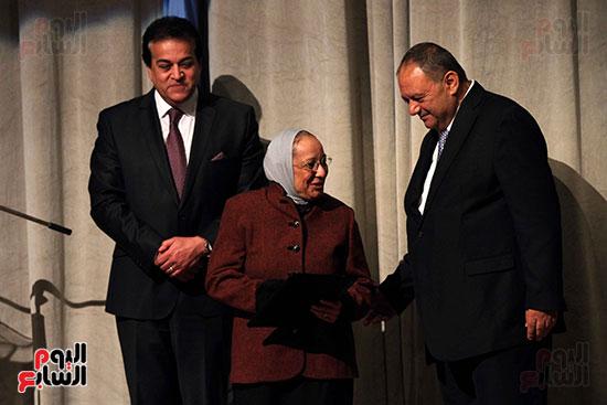 اليونسكو تكرم عددا من الوزراء والعاملين  (8)