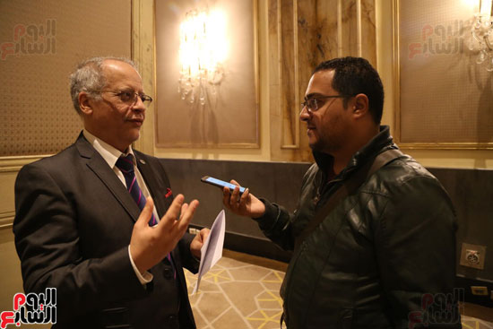 صور مؤتمر الجمعية المصرية لجراحة الأطفال (5)