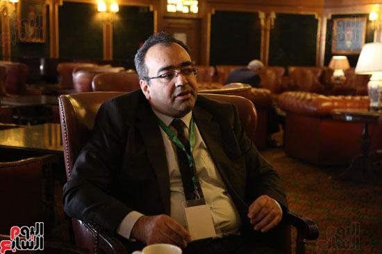 صور مؤتمر الجمعية المصرية لجراحة الأطفال (16)