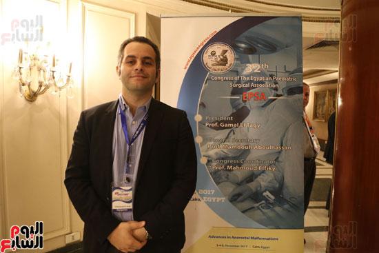 صور مؤتمر الجمعية المصرية لجراحة الأطفال (11)