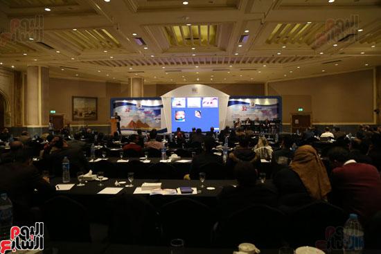 صور مؤتمر الجمعية المصرية لجراحة الأطفال (17)
