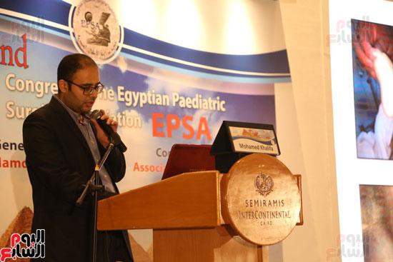 صور مؤتمر الجمعية المصرية لجراحة الأطفال (9)