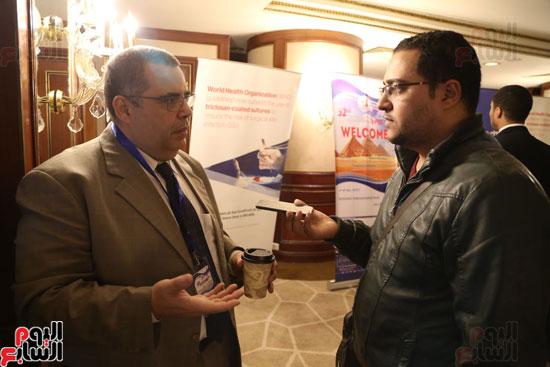 صور مؤتمر الجمعية المصرية لجراحة الأطفال (13)