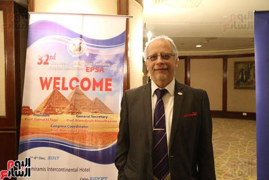 صور مؤتمر الجمعية المصرية لجراحة الأطفال (8)