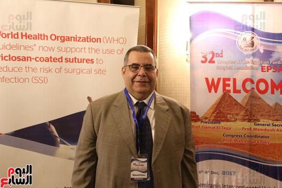 صور مؤتمر الجمعية المصرية لجراحة الأطفال (2)