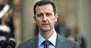 بشار الأسد الرئيس السورى