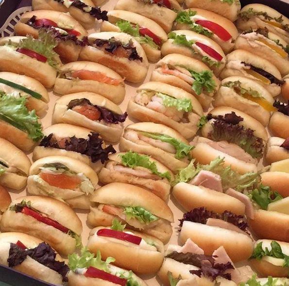طريقة عمل مينى ساندوتش (3)