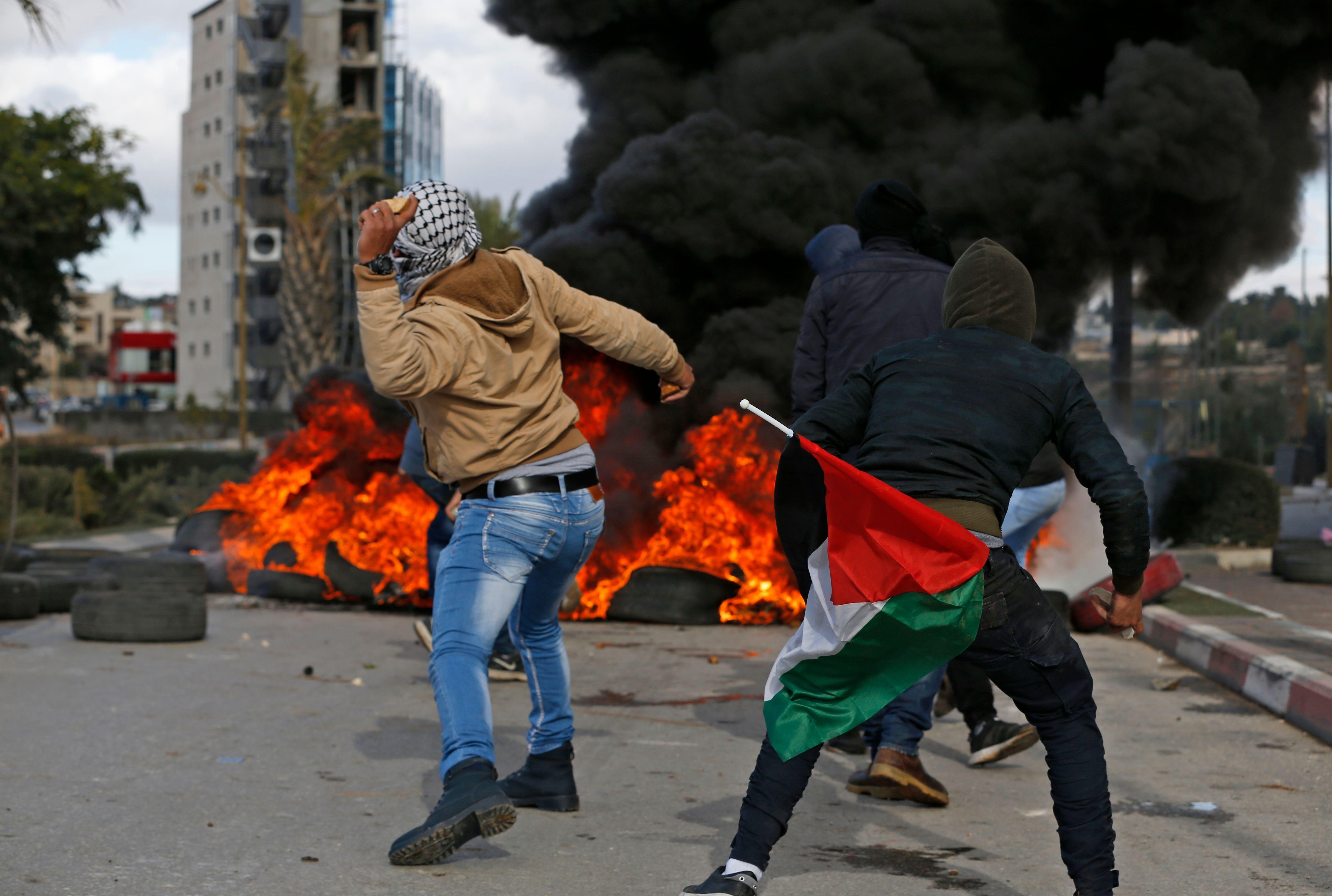صور الانتفاضه الرابعه - مظاهرات فلسطين (1)