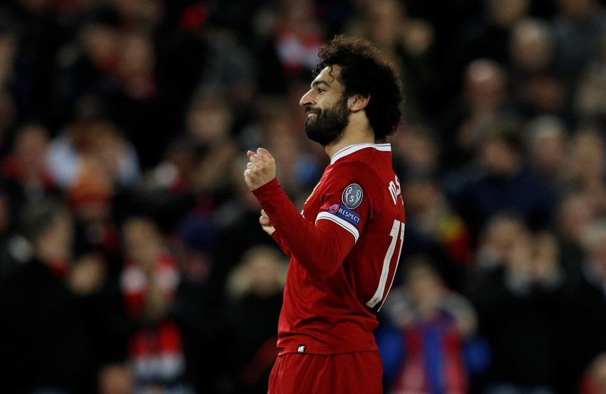 محمد صلاح يتألق ويسجل فى مباراة ليفربول وسبارتاك موسكو  (9)