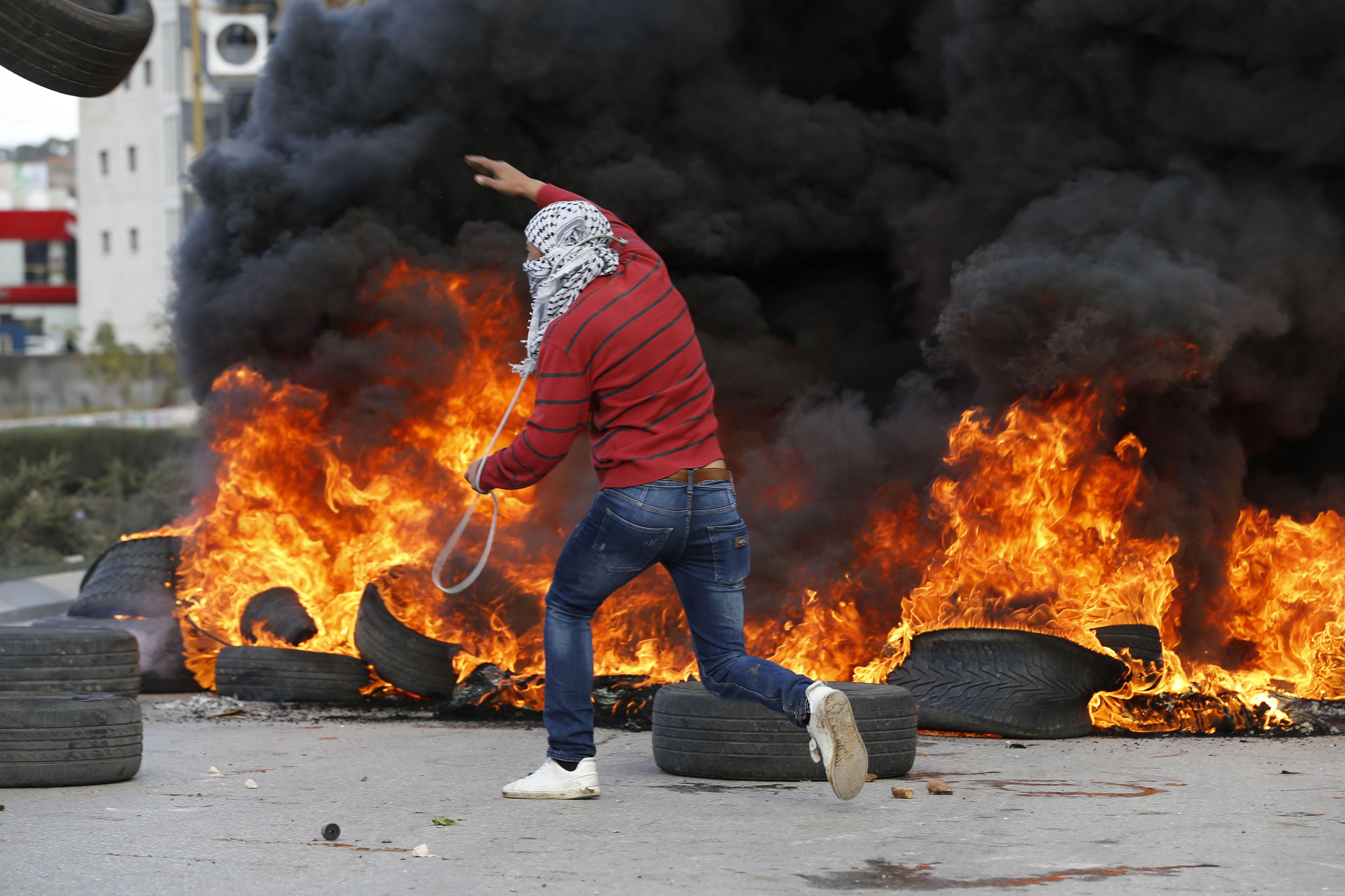 صور الانتفاضه الرابعه - مظاهرات فلسطين (2)