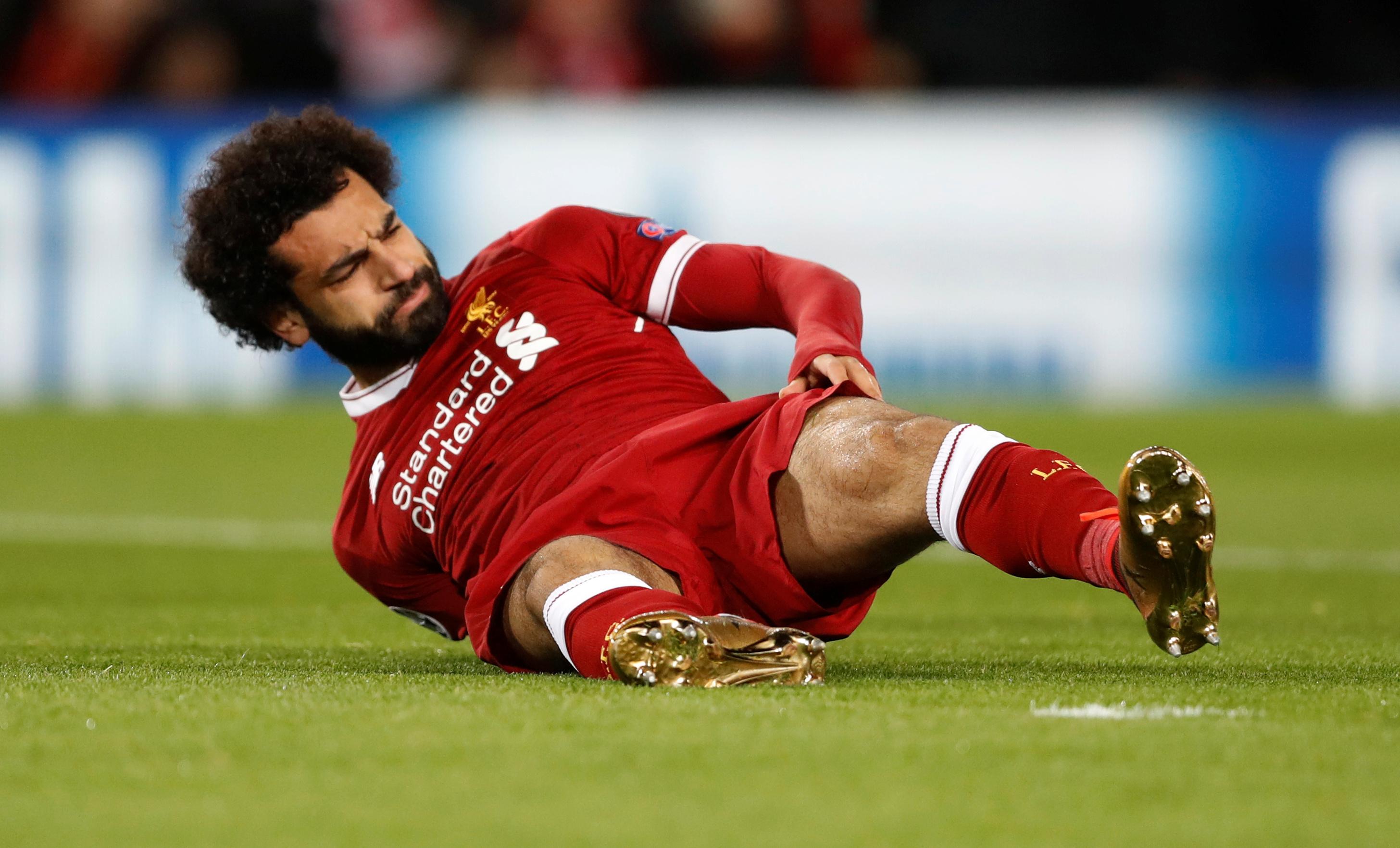 محمد صلاح يتألق ويسجل فى مباراة ليفربول وسبارتاك موسكو  (2)