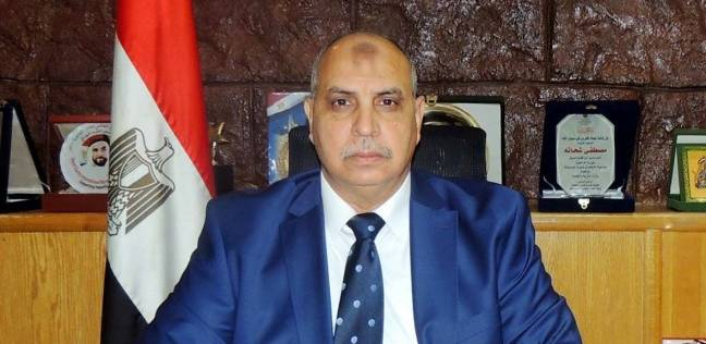 اللواء مصطفى شحاتة رئيس قطاع السجون