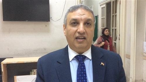 الدكتور ياسر الجندى نقيب أطباء الأسنان