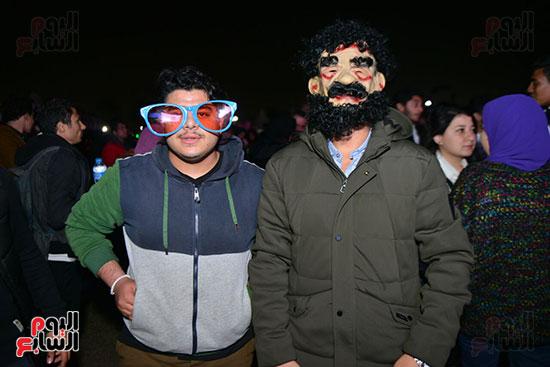 صور حفل محمد حماقي (23)