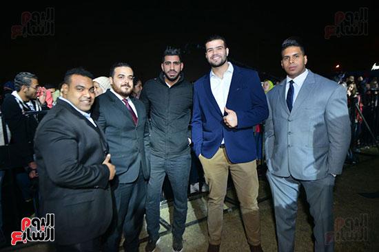 صور حفل محمد حماقي (10)