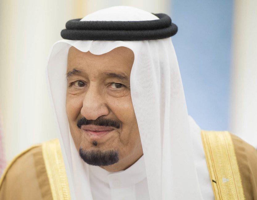 العاهل السعودى سلمان بن عبد العزيز